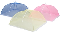 Set of 3 Pop Up Food Covers Picnic Outdoors Eating
