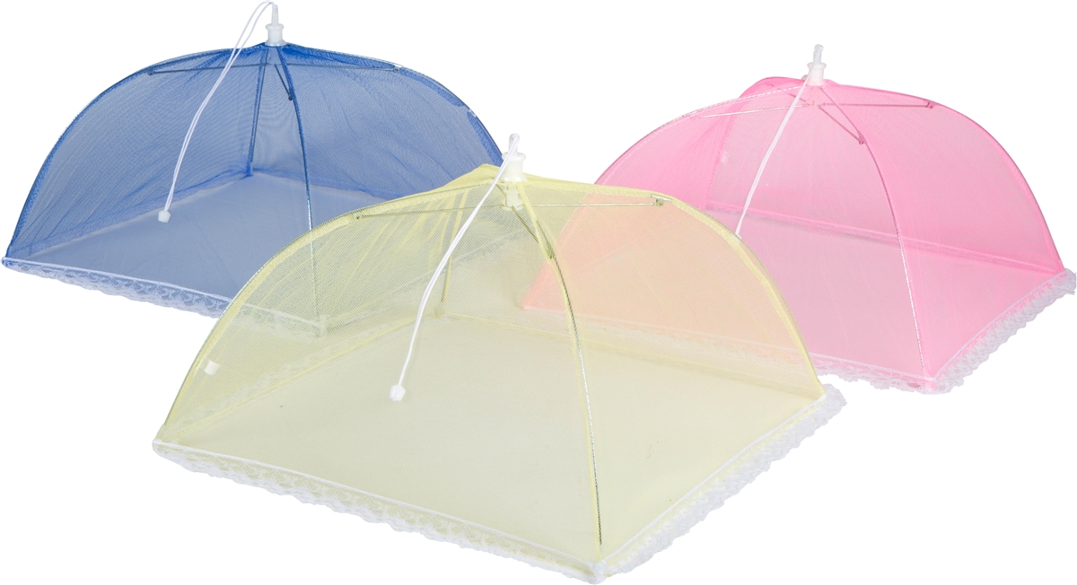 Set Of 3 Pop Up Food Covers Picnic Amp Outdoors Eating