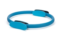 Pilates Exercise Resistance Fitness Rings By Trademark Innovations (Blue, 1 Ring)
