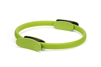 Pilates Exercise Resistance Fitness Rings By Trademark Innovations (Green, 1 Ring)