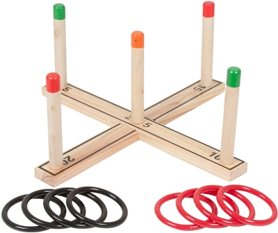 Ring Toss Great for Tailgates Backyard