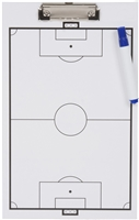 Soccer Clipboard Erasable White Board Great For Coaches