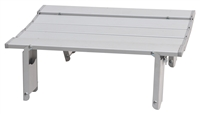 Mini Aluminum Outdoor Picnic Table by Trademark Innovations