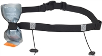 Runners Race Number Belt By Trademark Innovations Blue