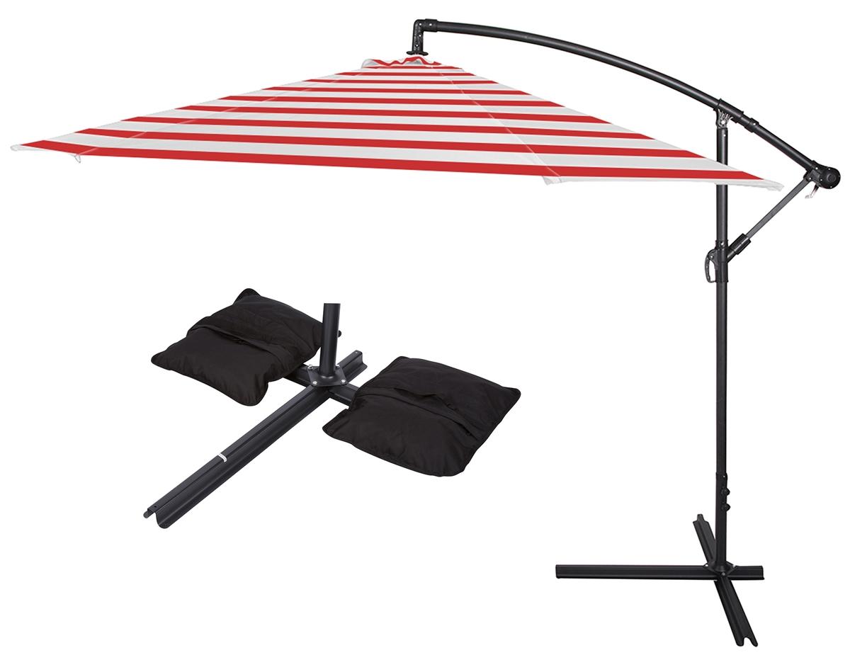 Patio Umbrella Sand Bags 7 Ft Garden Patio Market Outdoor
