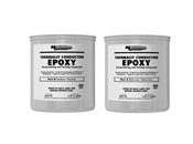 Thermally Conductive Epoxy Encapsulating & Potting Compound, 8 litres (2 gallons) liquid