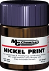Nickel Print, 20 grams (0.7 oz) liquid