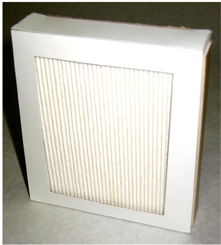 Ef2 Atrix International Hepa Exhaust Filter
