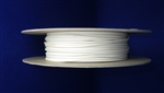 "Heat Shrink tubing roll 1/16"" WHITE 70FT"