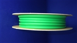 "Heat Shrink tubing roll 1/4"" GREEN 40FT"
