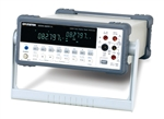 Bench-Top Digital Multimeter, 199,999 Counts Dual Display Digital Multimeter