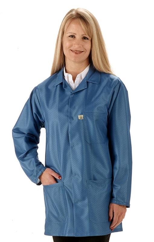 Leq 43 Econoshield Lab Coat Ecx 500 Fabric 3 4 Length