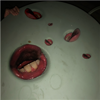 DEATH GRIPS-Year Of The Snitch (Indie Exclusive Clear Edition Vinyl) LP