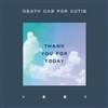 DEATH CAB FOR CUTIE-Thank You For Today (Indie Exclusive Clear Edition Vinyl) LP