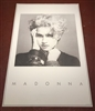MADONNA 1983 ULTRA RARE PROMOTIONAL LITHOGRAPH POSTER