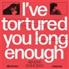 "MASS GOTHIC-I've Tortured You Long Enough (""Black And White Marble ""Loser"" Edition Vinyl) LP"