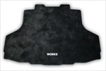 WORKS Embroidered Trunk Mat - EVO