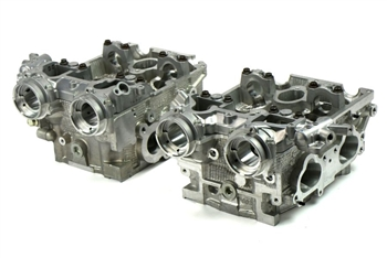 Cosworth CNC Ported Cylinder Bare Head Set
