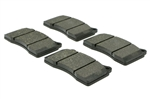 Cosworth Streetmaster Brake Pads Front