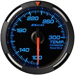 Defi Blue Red White Racer Gauge - Temperature