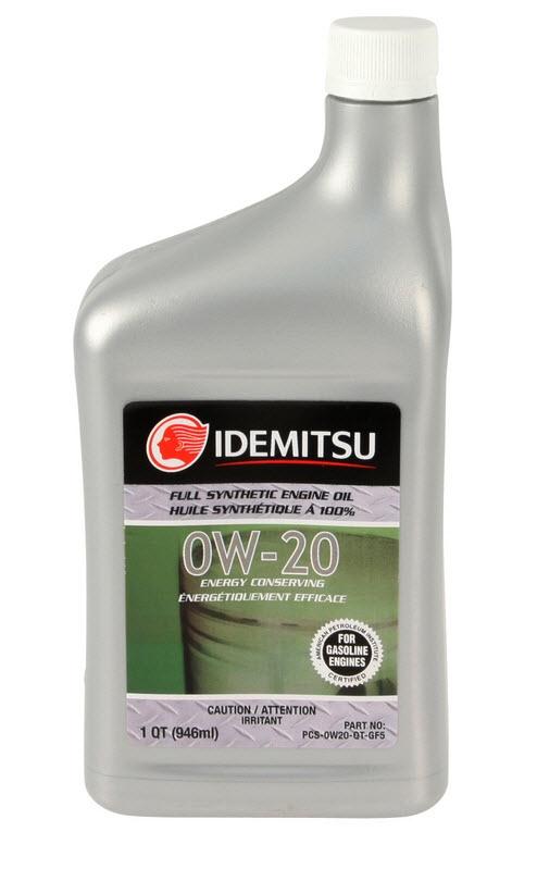 Idemitsu Motor Oil 0w 20