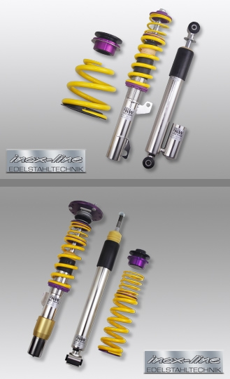KW Clubsport coilovers Lancer