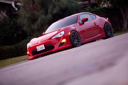 Stillen Lowering Kit Brz Fr S