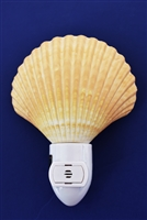 deep scallop night light sensor