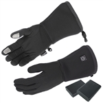 Cordless Battery Heated Glove Liners