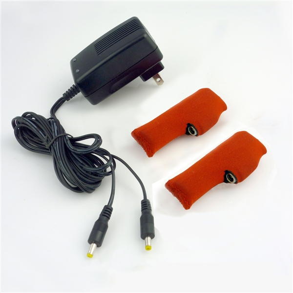 Cordless Rechargeable Battery Heated Glove Liners heated