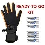 ActiVHeat  Battery Heated Glove Liners - Wrist/Arm Mounting Pack