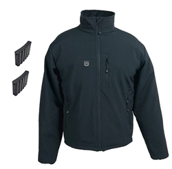 ActiVHeat Men's TurboHeat Insulated Soft-Shell Jacket