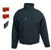 ActiVHeat Men's RECHARGEABLE TurboHeat Insulated Soft-Shell Jacket - Ultimate Bundle