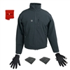 ActiVHeat Men's TurboHeat Jacket + Heated Glove Liners All Day Dynamic Bundle