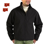 ActiVHeat Men's Heated Insulated Soft-Shell Jacket  - Ultimate Bundle