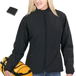 ActiVHeat Women's Heated Insulated Soft-Shell Jacket