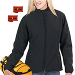 ActiVHeat Women's RECHARGEABLE Heated Insulated Soft-Shell Jacket - Ultimate Bundle