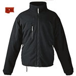 ActiVHeat Men's RECHARGEABLE Heated Windproof Fleece Jacket