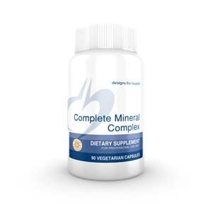 Complete Mineral Complex 90 vegetarian capsules