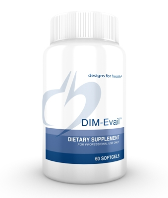 "DIM-Evailâ""¢ 60 softgels"