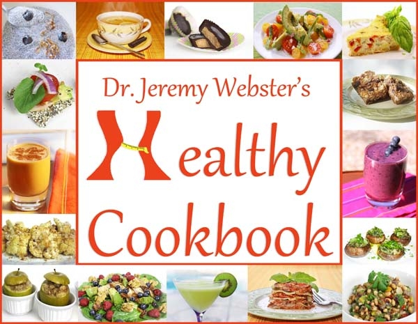 healthy cookbook all 8 recipe sections for one low price