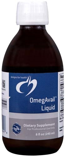 "OmegAvailâ""¢ Liquid 8oz."