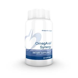 "OmegAvailâ""¢ Synergy 60 softgels"