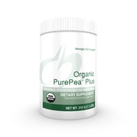 "Organic PurePeaâ""¢ Protein Plus Vanilla (with Greens)"