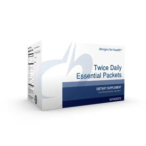 Twice Daily Essential Packets 60 packets