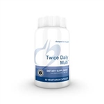 "Twice Daily Multiâ""¢ 60 vegetarian capsules"