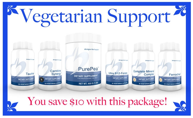 Vegetarian Support Package