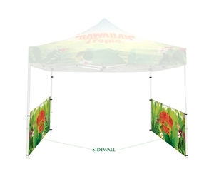Sidewall for Canopy Tents