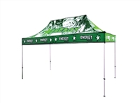 Full Color 10x15 Canopy Tent