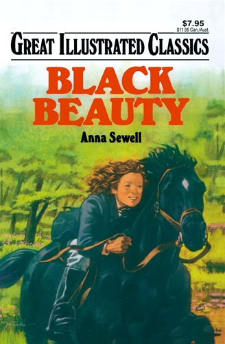 Book Cover Of Black Beauty : Black beauty great illustrated classics anna sewell
